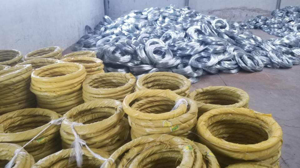 Loading for binding wire 4KG