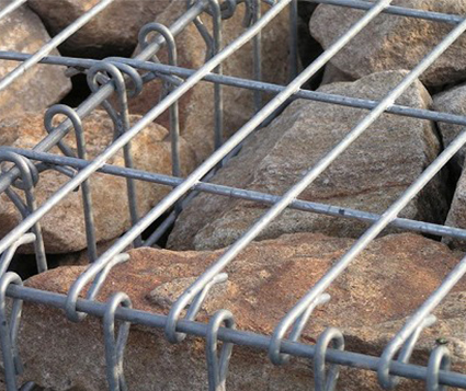 The Difference Between Welding Gabion Mesh and Ordinary Gabion Mesh