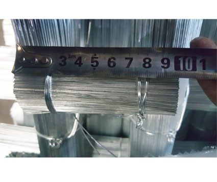 Cutted Iron Wire